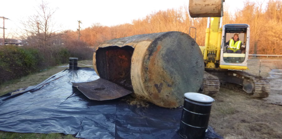 Suffolk County Premier Oil Tank & Oil Spill Service Company